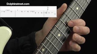 Eric Clapton Style Guitar Lesson