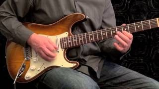Crossroad Blues #2  - Easy Eric Clapton Style Solo