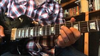 "Will Hessey - Eric Clapton ""Cream Style"" Guitar Licks Lesson"