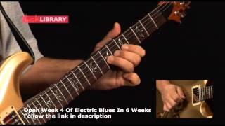 Eric Clapton Style Blues Guitar With Stuart Bull | Electric Blues In 6 Weeks Lessons