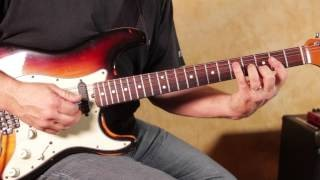 Eric Clapton Cream Style Blues Lick - Clapton Inspired DoubleStop Blues Lick w Bob Ryan