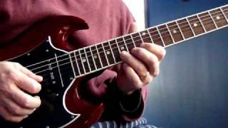 E Blues Lick - in the style of Eric Clapton (1)