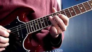 E Blues Lick - in the style of Eric Clapton (2)