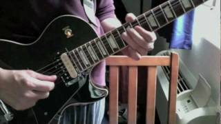 G Blues Lick in the style of Eric Clapton (15)