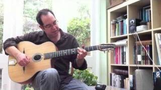 Gypsy Jazz Rhythm Guitar Lesson (La Pompe)