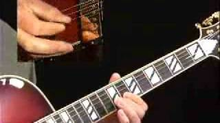 12 Bar Solo Breakdown #1 - Assembly Lines - Jazz Blues Guitar Lessons