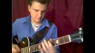 Jazz Guitar Scales: Don't use Patterns! (try intervals instead)