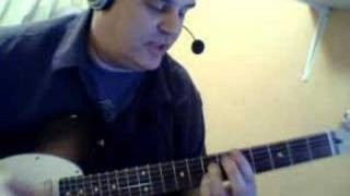 Jazz Guitar Swing Blues Lesson