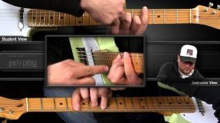 Country Guitar Lesson:  Memphis Style Licks