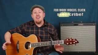 Acoustic Guitar lesson learn Ed Sheeran inspired finger style chords rhythms and techniques
