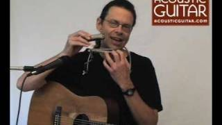 Acoustic Guitar Lesson - Guitar and Harmonica Lesson with Gary Lee Joyner - Part 1