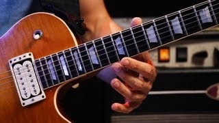 How to Play Natural Harmonics | Heavy Metal Guitar