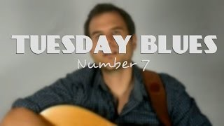 Country Blues Finger Picking Lick | Tuesday Blues #007