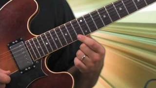 Guitar Scales Lesson - Minor Pentatonic Scale Root on E String and the Extended Scale
