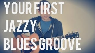 Your First Jazzy Blues Groove | TB 076