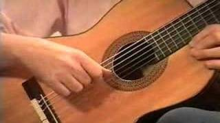 Classical Guitar Lesson #4: Free Stroke