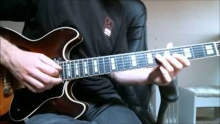 Jazz Guitar Licks - Charlie Christian Swing Lick