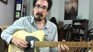 50 Jazz Blues Licks - #24 Wes Montgomery - Guitar Lesson - David Hamburger