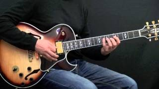 5 Cool Jazz Guitar Licks - Chet Baker Style