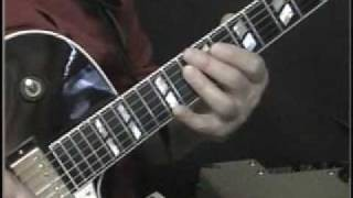 Double Time Jazz Licks For Guitar Video Demo.  Learn the 1st lick!