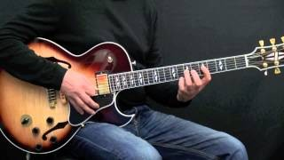 5 Bebop Jazz Guitar Licks - Cannonball Adderley Style