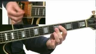 50 Jazz Masters Licks - #14 - Guitar Lesson - Tom Dempsey
