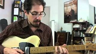50 Jazz Blues Licks - #41 Kenny Burrell - Guitar Lesson - David Hamburger