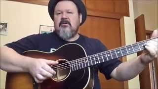 Learn Acoustic fingerstyle Delta Blues guitar Mississippi
