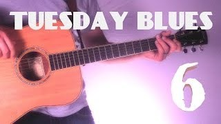 How to Use Triplets in Blues | Tuesday Blues #006