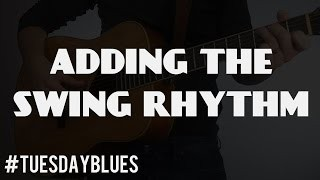 How to Swing the Rhythm for Piedmont Blues | TB036