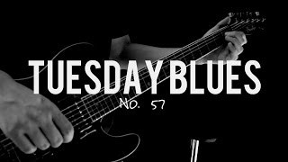 Texas Blues Groove on Electric Guitar | TB 057