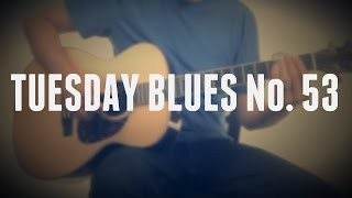Open G Slide Lesson | Tuesday Blues #53