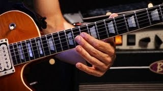 How to Play Scale Tones | Heavy Metal Guitar