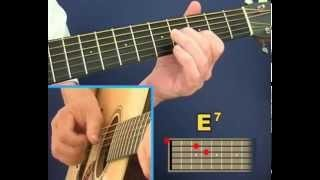 FunkE Acoustic - A 12 Bar Blues Lesson