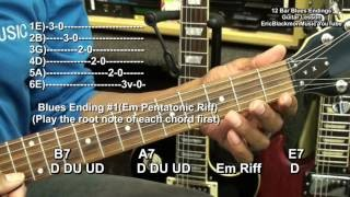 Stevie Ray Vaughan - Tightrope Solo - Blues Guitar Lesson (w