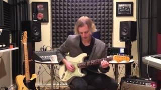 Cool Blues Turnaround in the Style of Jimmy Page - Guitar Lesson