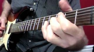 Blues Guitar Lessons • Blues Turnarounds In E • Examples Five To Eight