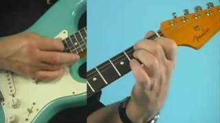 Guitar Lesson: How to Play a 12 Bar Blues