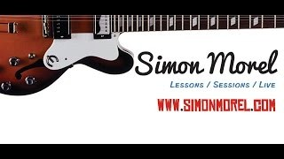 6 Ways to start a blues solo in A minor pentatonic
