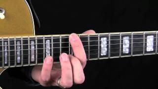 Pentatonic Scale Rock Guitar Lesson