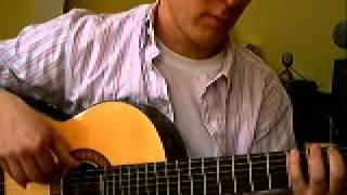 Acoustic Smooth Jazz Guitar Lesson: 3 of 4