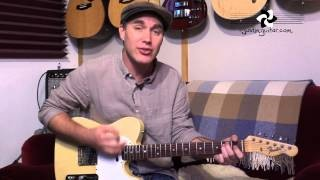 Summertime Blues - Eddie Cochran - Beginner Easy Guitar Lesson (SB-429) How to play