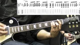 Stone Temple Pilots - Plush - Alternative Rock Guitar Lesson (with Tabs)