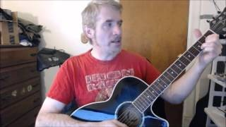 Dave's Guitar Lessons - Maggie May - Rod Stewart