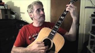 Dave's Guitar Lessons - Show Me the Way - Peter Frampton