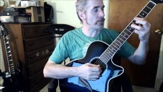 Dave's Guitar Lessons - The Boys Are Back In Town - Thin Lizzy
