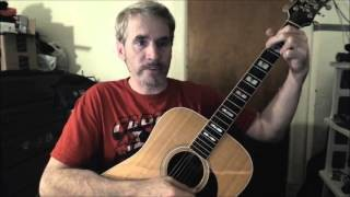 Dave's Guitar Lessons - Bad Bad Leroy Brown - Jim Croce