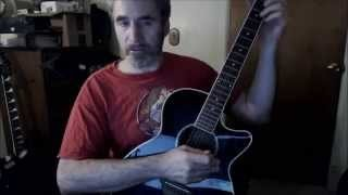 Dave's Guitar Lessons - Stuck In the Middle With You - Stealers Wheel