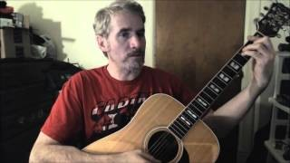 Dave's Guitar Lessons- A Hard Day's Night - The Beatles