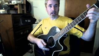 Dave's Guitar Lessons - Twist and Shout - The Beatles